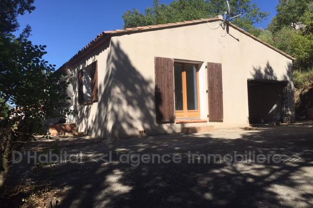 vente maison/villa 4 pièces La Celle 83170