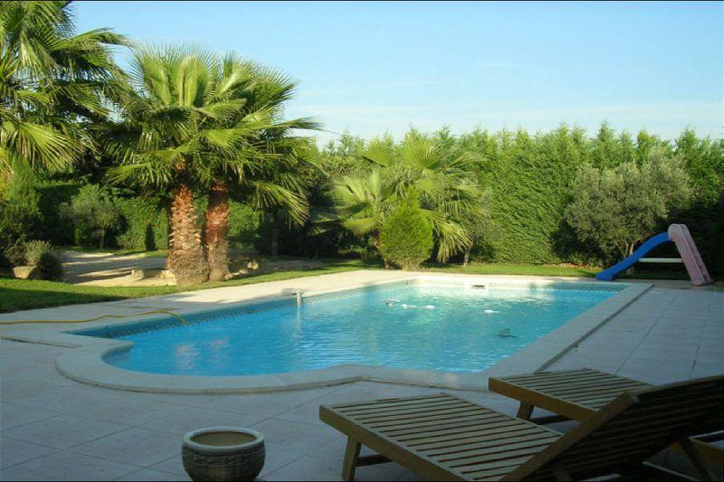 Photo n°3 - Location Maison bastide Eyguières 13430 - 2 200 €