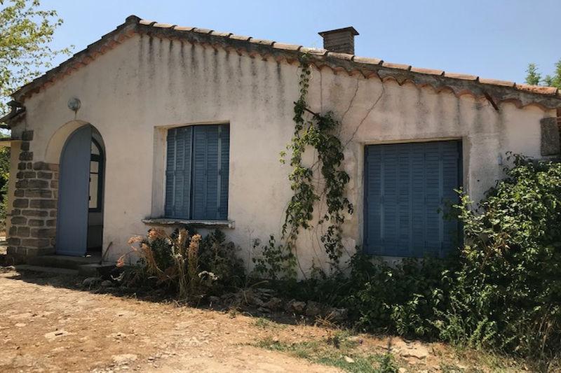 Maison de campagne Villes-sur-Auzon  Location maison de campagne  2 chambres   65m²