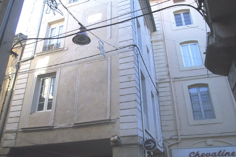 Apartment Carpentras Centre-ville,  Rentals apartment  1 room   32 m²