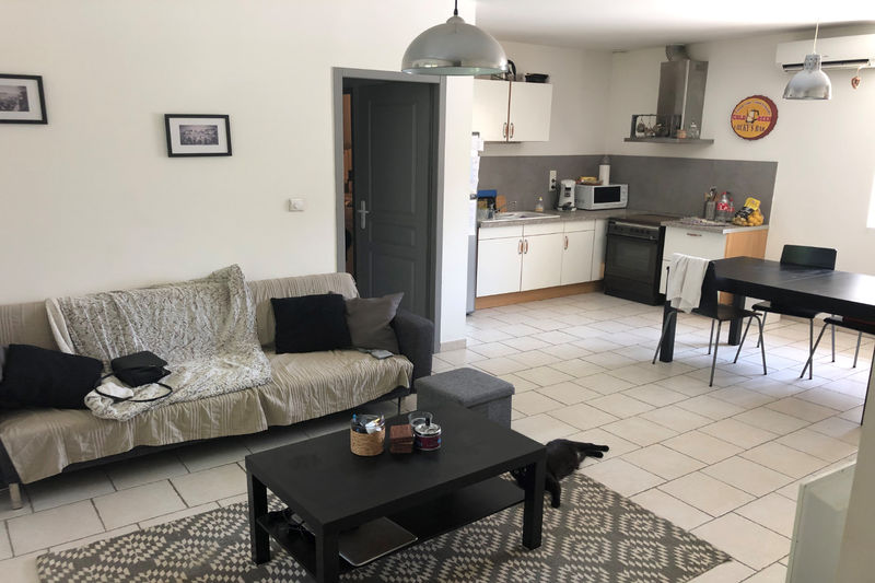 Apartment Carpentras Proche leclerc,  Rentals apartment  2 rooms   43 m²