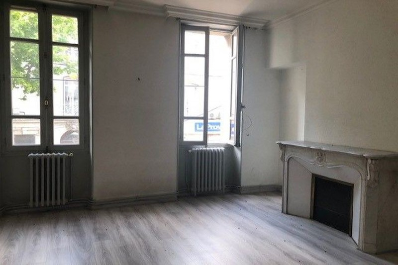 Apartment Carpentras Proche mediatheque,  Rentals apartment  2 rooms   55 m²