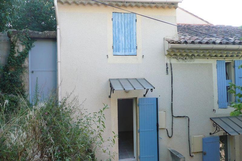 Appartement Beaumes-de-Venise Village,  Location appartement  2 pièces   20m²