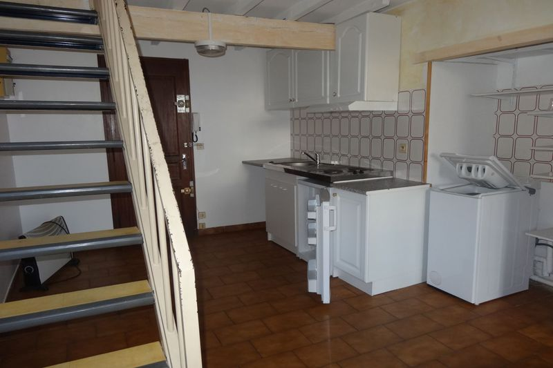 Apartment Carpentras Centre-ville,  Rentals apartment  1 room   31 m²