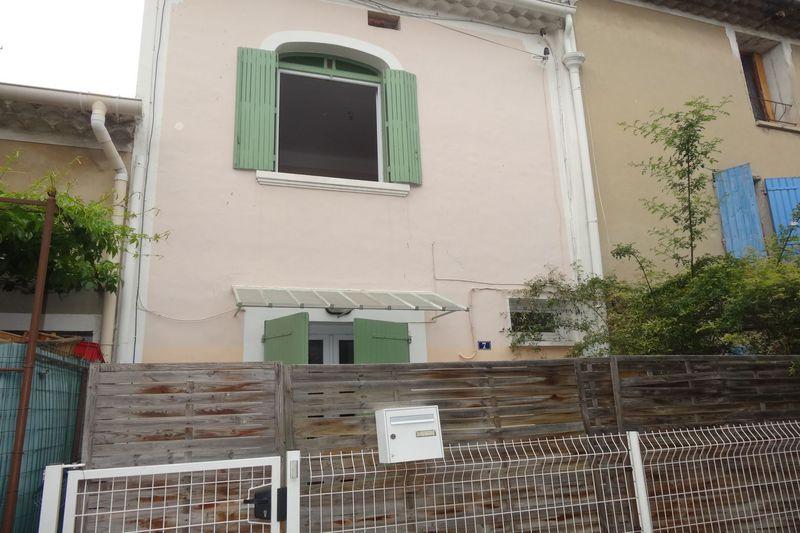 Maison de village Monteux Village,  Rentals maison de village  1 bedroom   46m²