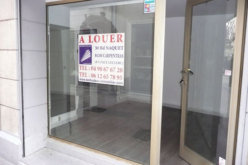 Boutique Carpentras Centre-ville,  Professionnel boutique   15 m²