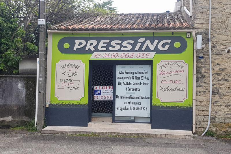 Boutique Monteux Centre-ville,  Professionnel boutique   72m²