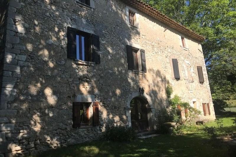 Propriété Monieux Village,   achat propriété  4 chambres