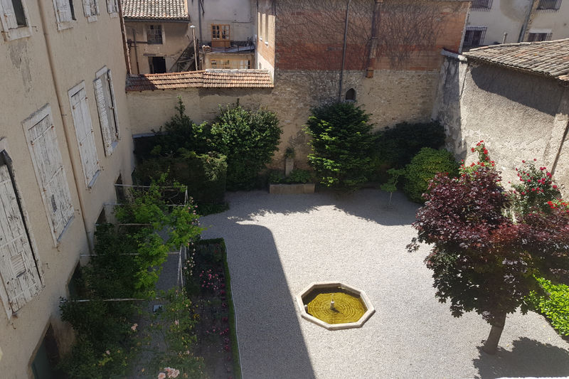 Photo Apartment Carpentras Centre-ville,   to buy apartment  2 rooms   25 m²