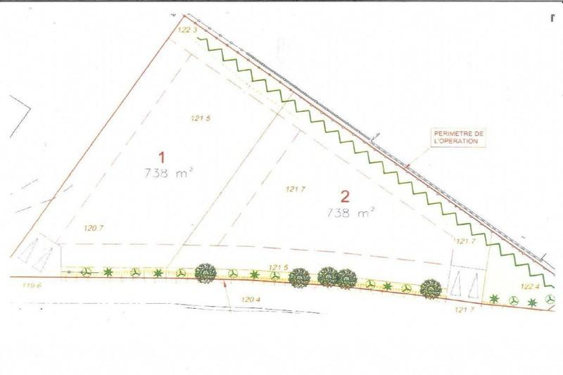 Photo Terrain Carpentras Campagne,   achat terrain   1500m²