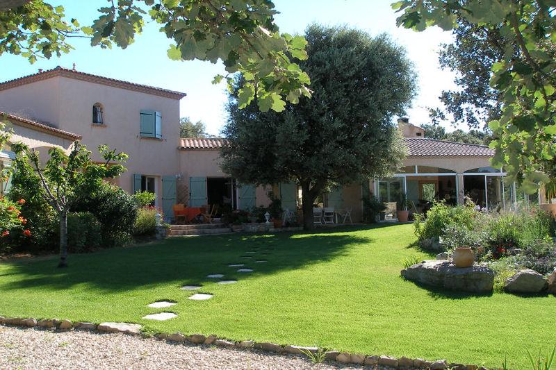 Photo Villa Cazevieille Nord montpellier,   achat villa  4 chambres   305m²