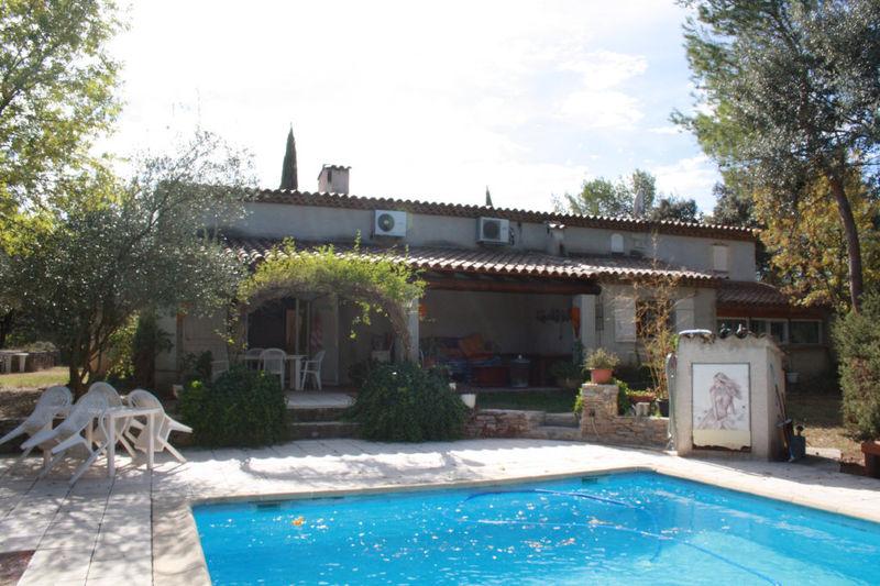 Photo Villa Vacquières Nord montpellier,   achat villa  4 chambres   220m²