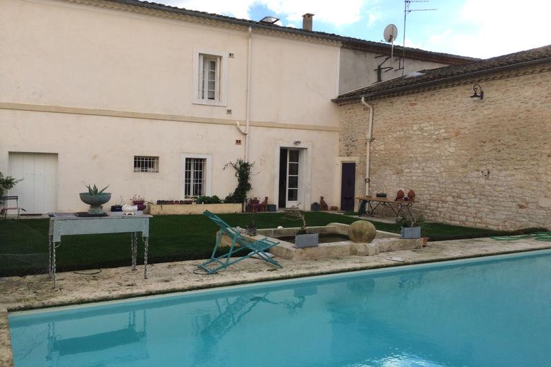 Photo Maison de maître Montpellier St géniès des mourgues,   achat maison de maître  4 chambres   260m²