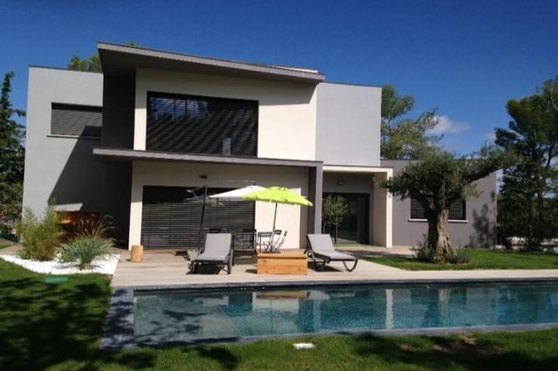 Photo Maison contemporaine Montferrier-sur-Lez   achat maison contemporaine  4 chambres   191m²
