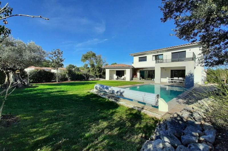Photo Villa Montferrier-sur-Lez Nord montpellier,   achat villa  4 chambres   158m²