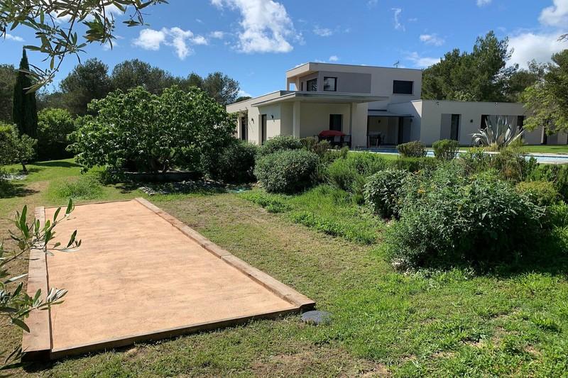 Photo Maison contemporaine Castelnau-le-Lez Nord montpellier,   achat maison contemporaine  5 chambres   210m²