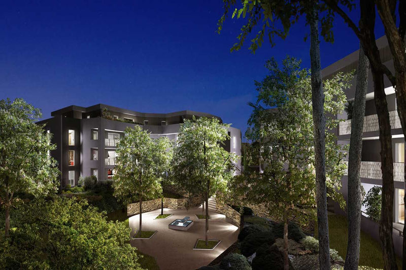 Photo Apartment Castelnau-le-Lez Caylus,   to buy apartment  2 room   52m²