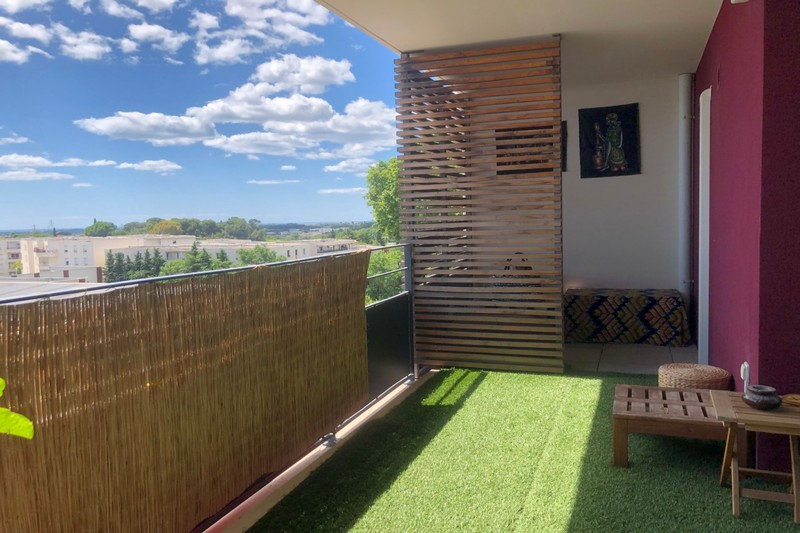 Photo Apartment Montpellier Ouest montpellier,   to buy apartment  3 room   63m²