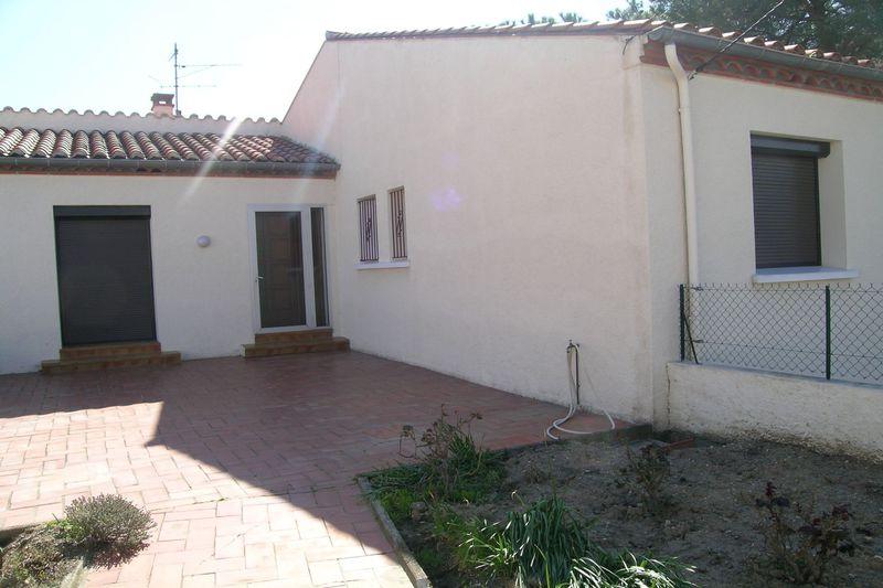 Villa Le Boulou  Location villa  2 chambres   83m²