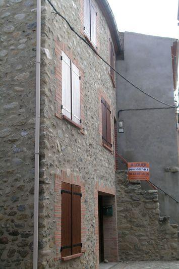Maison de village Saint-Jean-Pla-de-Corts Centre-ville,  Location maison de village  3 pièces   45m²