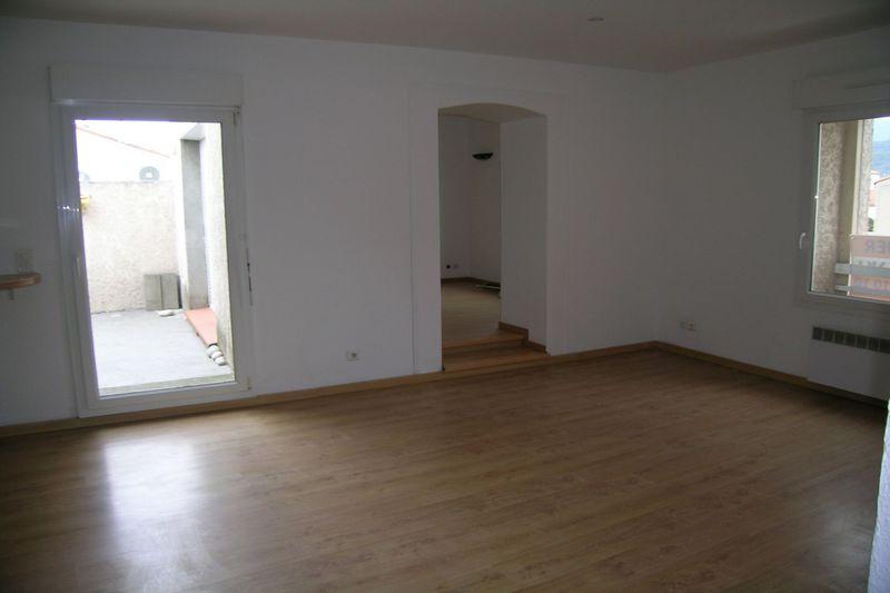 Appartement Le Boulou Centre-ville,  Location appartement  4 pièces   77m²