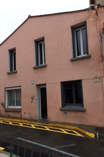 Maison de village Brouilla Les albères,  Location maison de village  3 chambres   82m²