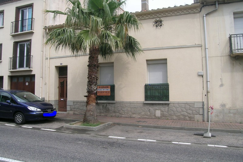Townhouse Le Boulou  Rentals townhouse  2 bedroom   82 m²