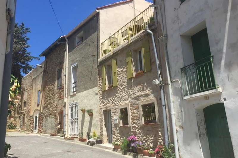 Maison de village Ortaffa Les albères,  Location maison de village  3 pièces   57m²
