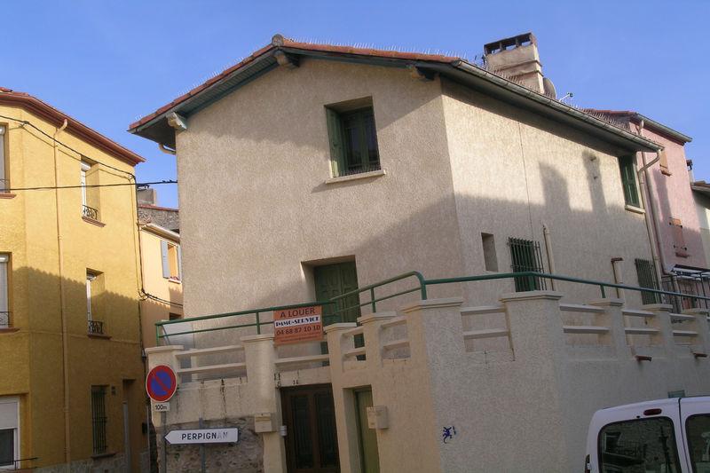 Appartement Le Boulou Centre-ville,  Location appartement  2 pièces   35m²