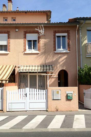 Maison de village Argelès-sur-Mer  Location maison de village  1 chambre   65m²