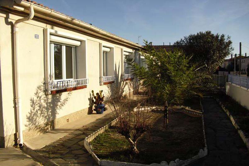 Villa Le Boulou  Location villa  3 chambres   76m²