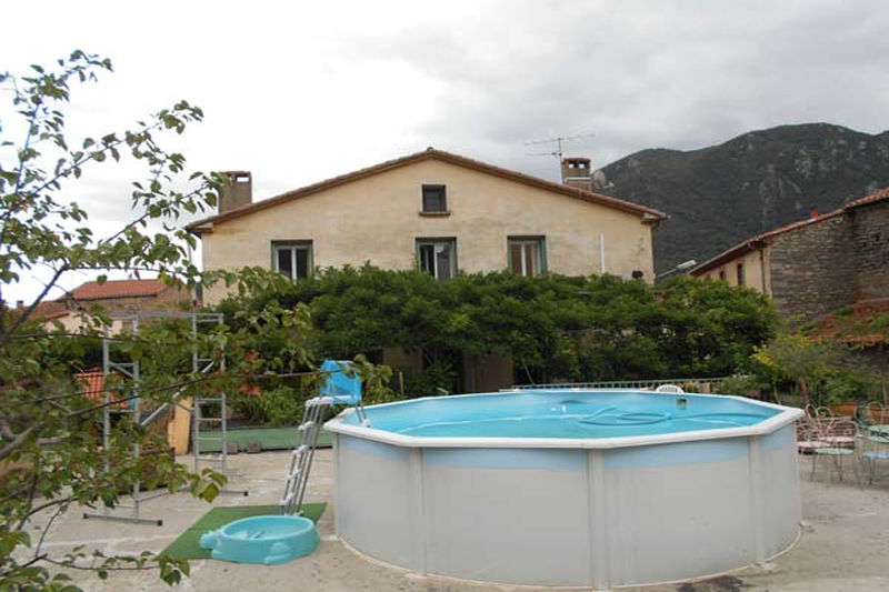Maison Arles-sur-Tech   achat maison  5 chambres   180m²