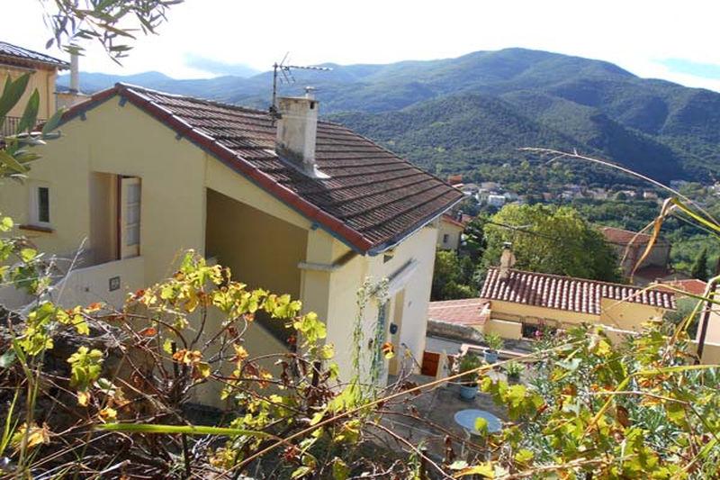 Villa Amélie-les-Bains-Palalda Village,   achat villa  2 chambres   82m²