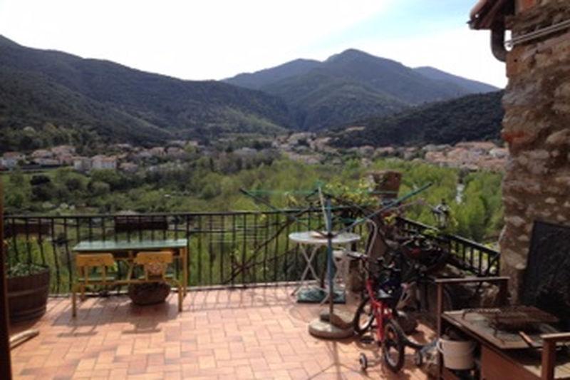 Maison de village Amélie-les-Bains-Palalda   achat maison de village  3 chambres   115m²
