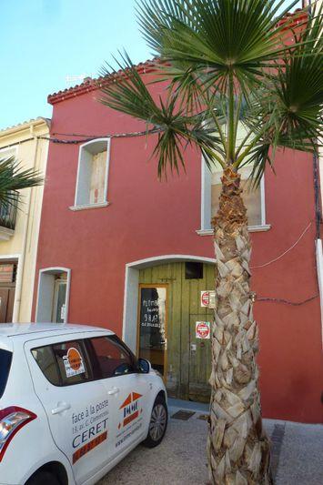 Photo Maison en pierre Le Boulou Centre-ville,   achat maison en pierre  6 pièces   140m²