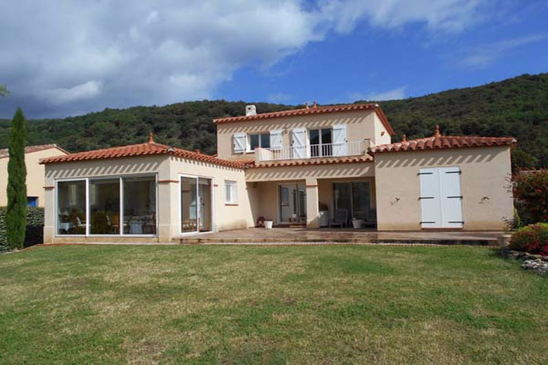 Villa Amélie-les-Bains-Palalda Vallespir,   achat villa  4 chambres   141m²