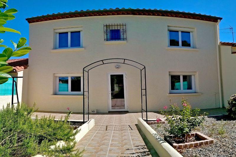 Villa Saint-Jean-Pla-de-Corts Vallespir,   achat villa  4 chambres   128m²