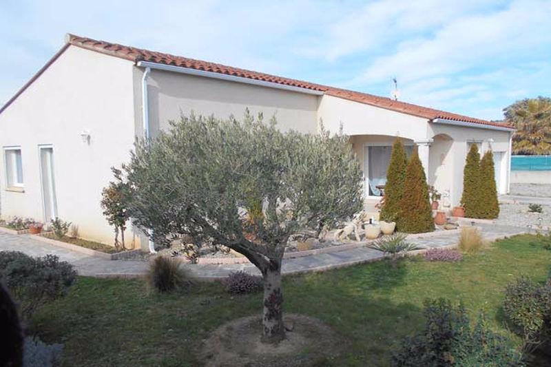 Villa Saint-Jean-Pla-de-Corts Village,   achat villa  3 chambres   110m²