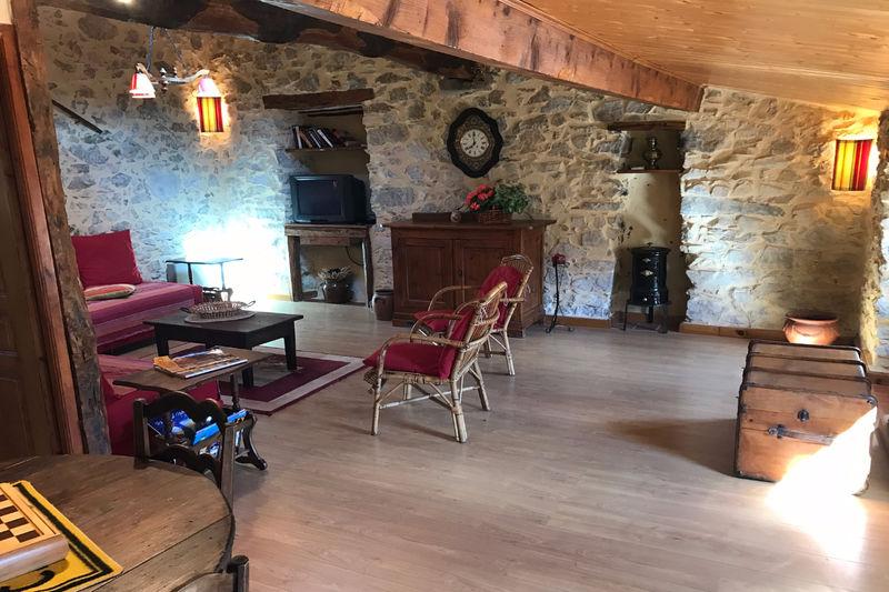 Maison de village Serralongue Village,   achat maison de village  4 chambres   178m²