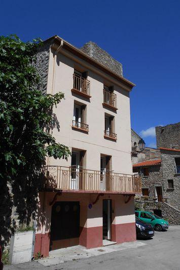 Maison de village Arles-sur-Tech Village,   achat maison de village  4 chambres   90m²