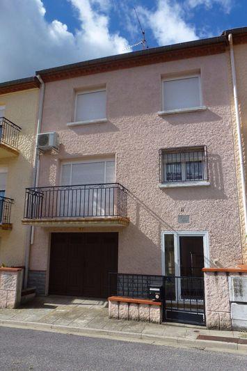 Villa Le Perthus Village,   achat villa  4 chambres   120m²