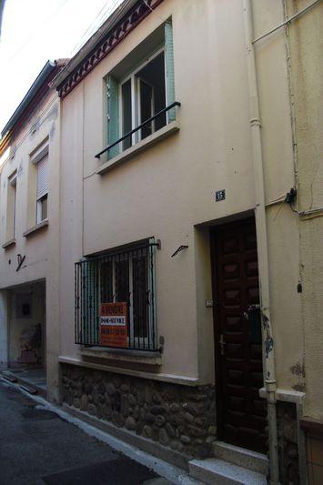 Maison de village Le Boulou   achat maison de village  2 chambres   83m²