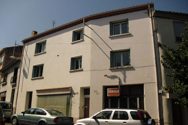 Townhouse Céret Centre-ville,   to buy townhouse  3 bedroom   110 m²