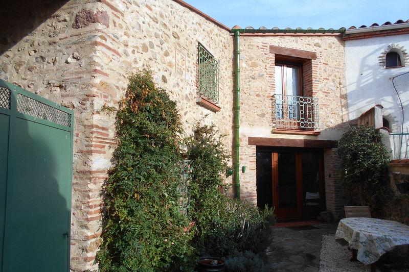 Maison en pierre Fourques Village,   achat maison en pierre  3 chambres   133m²