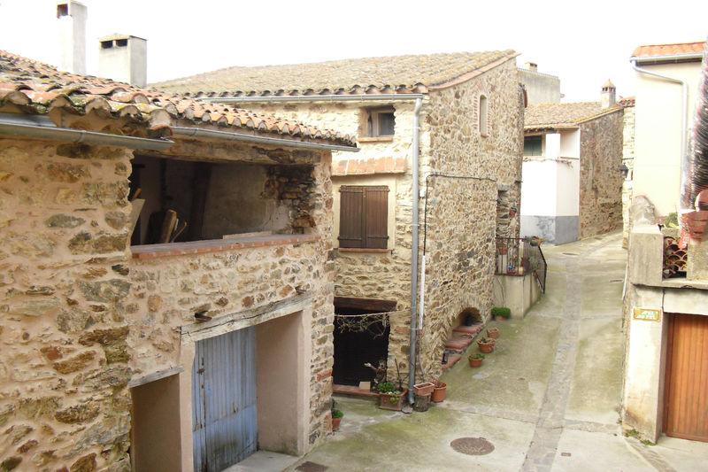 Maison de village Oms   achat maison de village  9 pièces   190m²