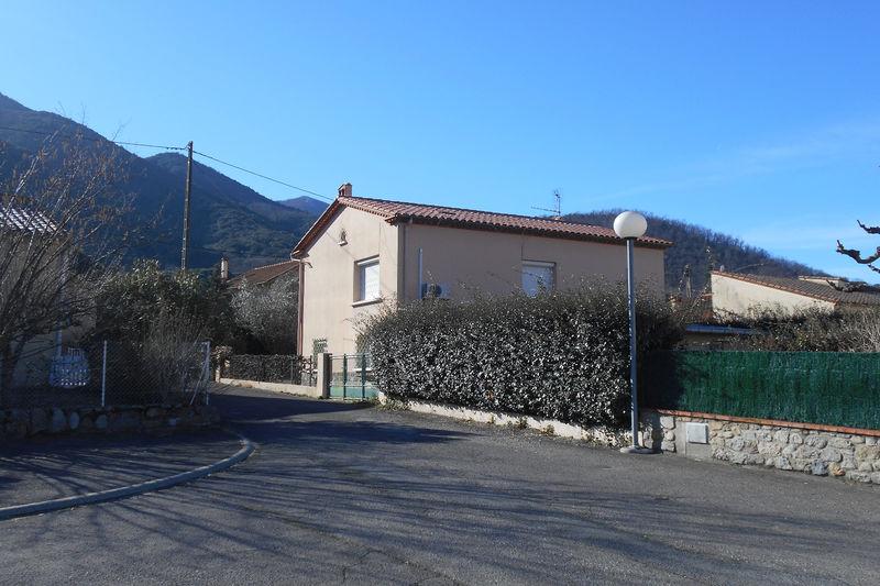 Villa Arles-sur-Tech   achat villa  5 chambres   105m²