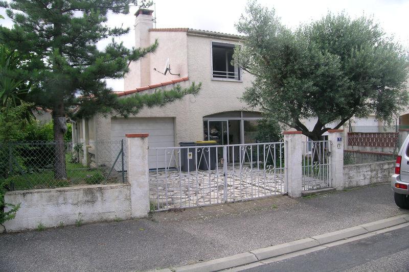 Villa Le Boulou   achat villa  5 chambres   110m²