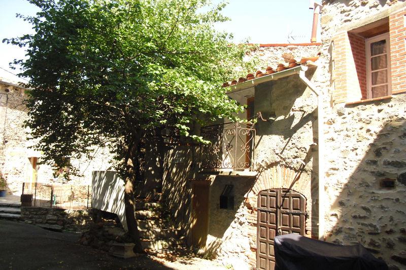 Maison de village Llauro   achat maison de village  2 chambres   86m²