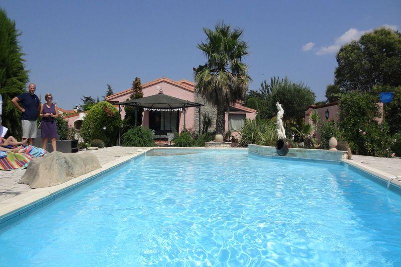 Villa Saint-Jean-Pla-de-Corts Vallespir,   achat villa  3 chambres   138m²