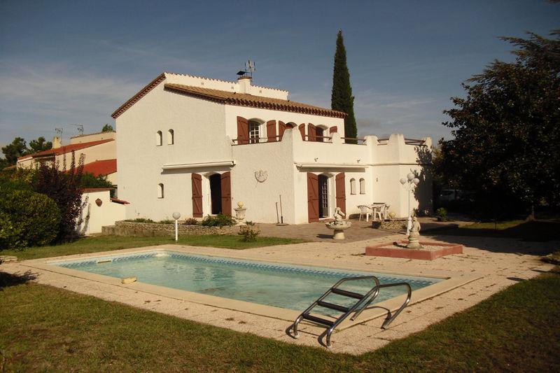 Photo Villa Saint-Génis-des-Fontaines Les albères,   achat villa  4 chambres   142m²